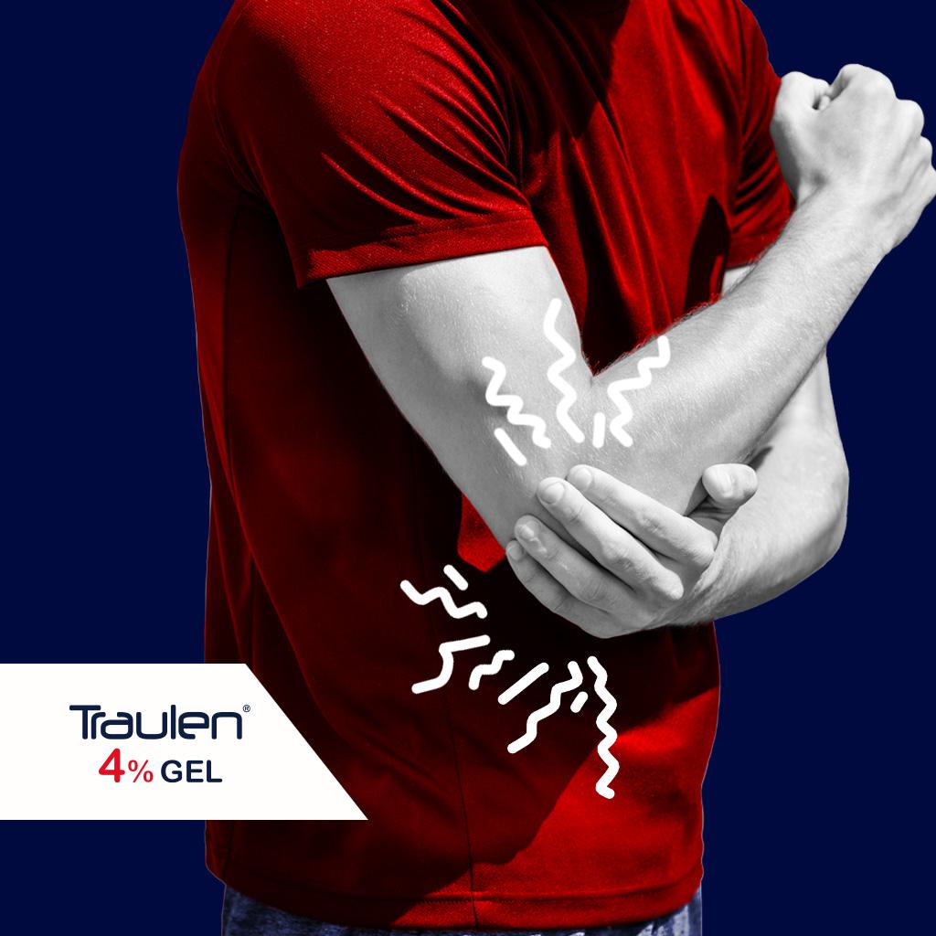 tendinite - Traulen