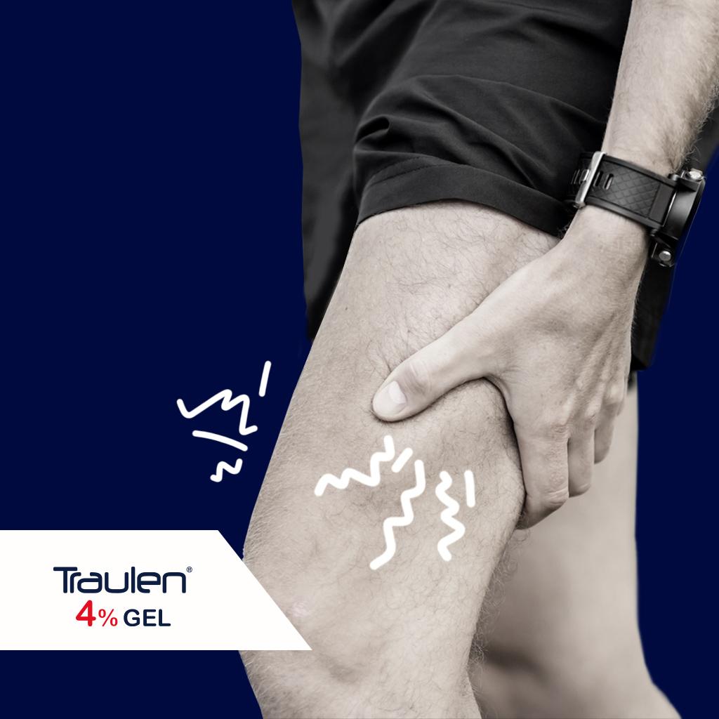 dolori muscolari - Traulen