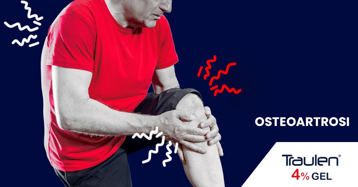 osteoartrosi -Traulen