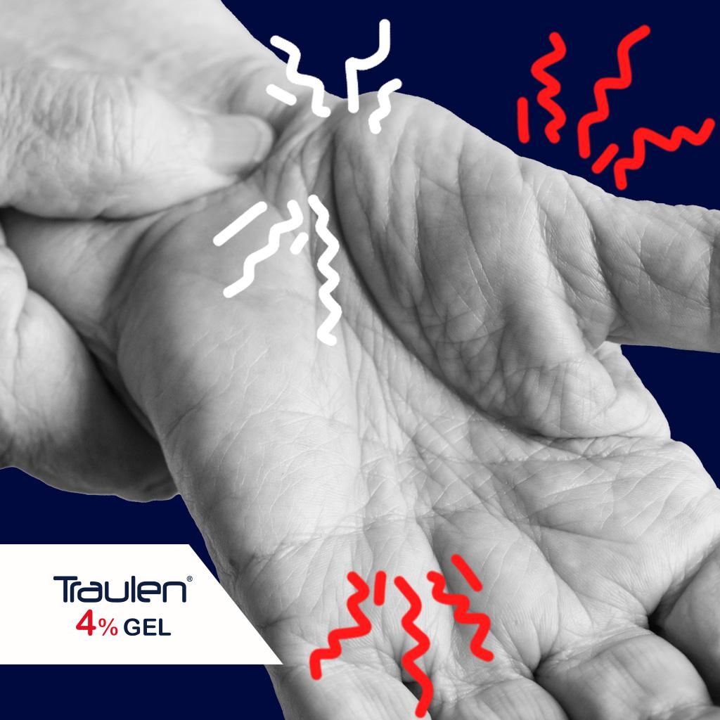 artrosi mani - Traulen