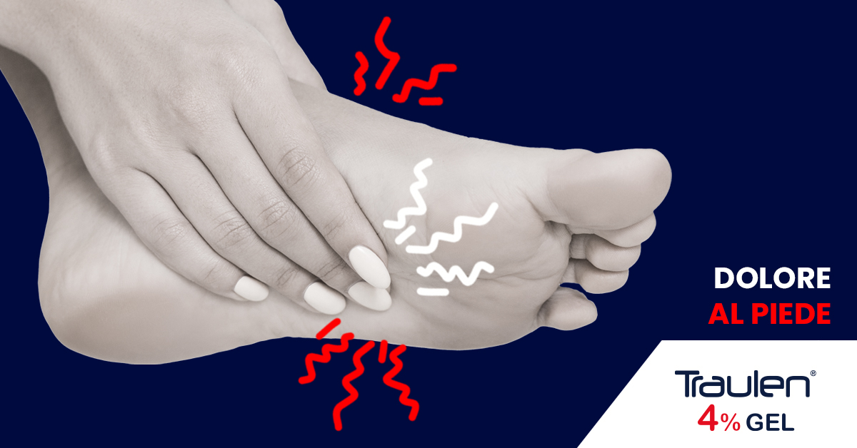 Dolore alla caviglia e al piede - Traulen